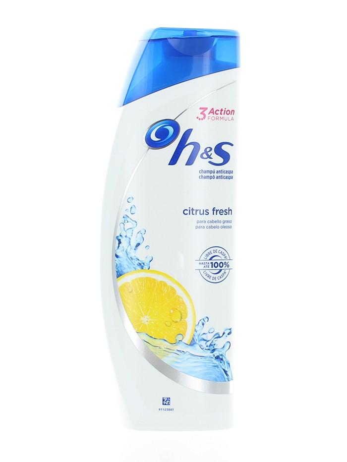 Head & Shoulders Sampon 380 ml Citrus Fresh imagine produs