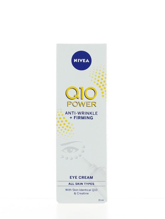 Nivea Crema antirid pentu ochi 15ml Q10 Power imagine produs