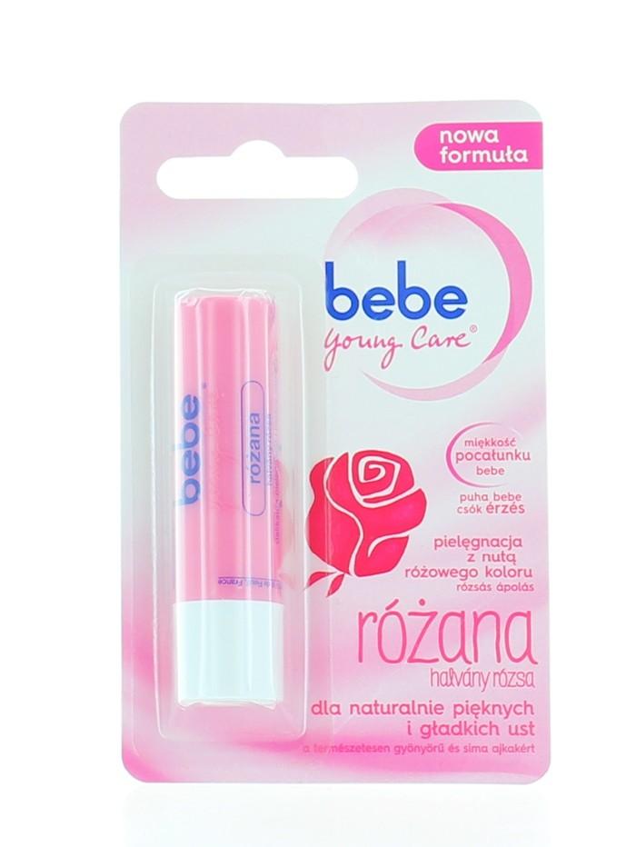 Bebe Balsam de buze 4.9 g Tender Rose imagine produs