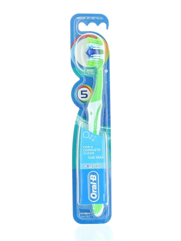 Oral-B Periuta de dinti 1 buc 5 Way Clean M40 imagine produs