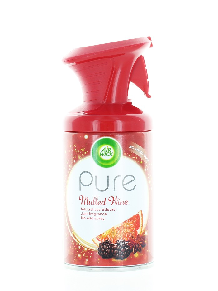 Airwick Spray odorizant camera 250 ml Pure Mulled Wine imagine produs