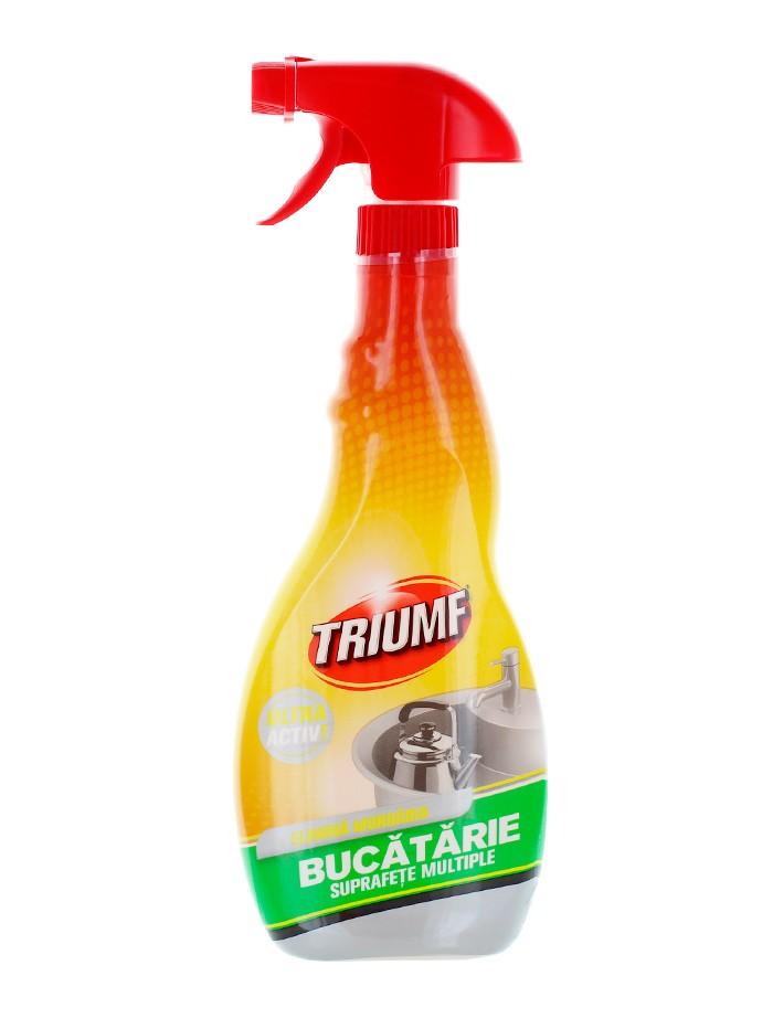 Triumf Solutie curatat cu pompa 500 ml Bucatarie imagine produs
