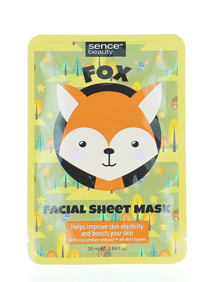 Sence Beauty Masca de fata 25 ml Fox imagine produs