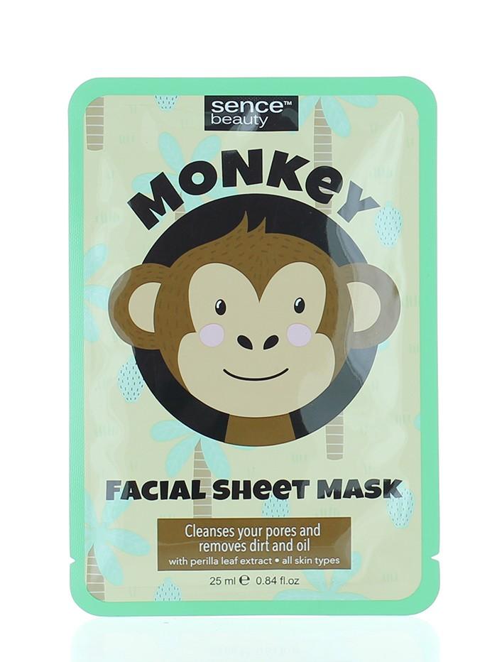 Sence Beauty Masca de fata 25 ml Monkey imagine produs