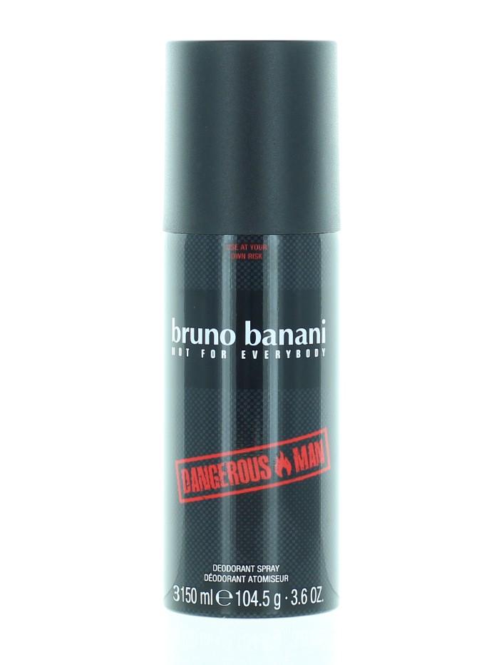 Bruno Banani Spray deodorant barbati 150 ml Dangerous Man imagine produs