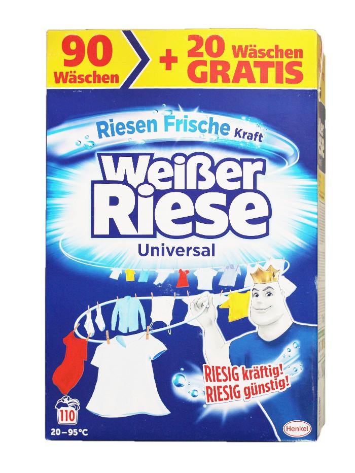 Weisser Riese Detergent automat 7.15 kg 110 spalari Universal imagine produs