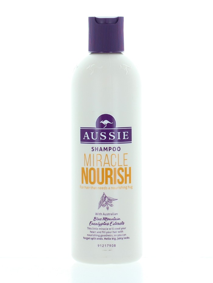 Aussie Sampon 300 ml Miracle Nourish imagine produs