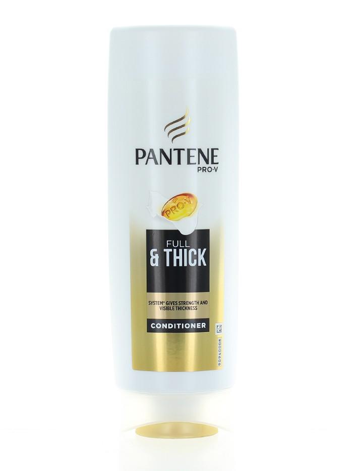 Pantene Balsam de par 400 ml Full&Thick imagine produs