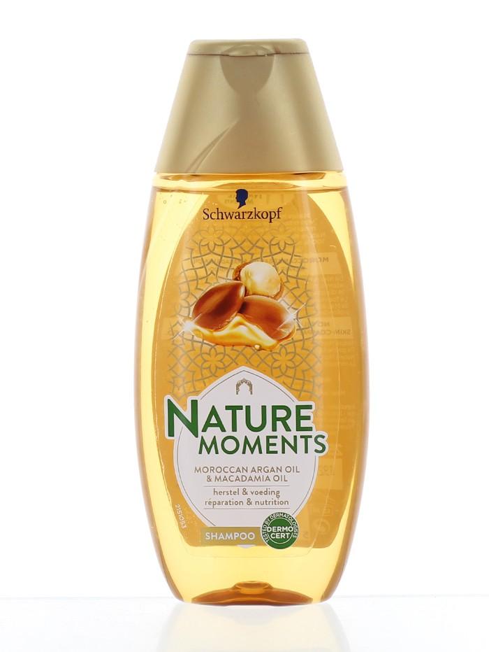 Schwarzkopf Sampon 250 ml Moroccan Argan&Macadamia Oil imagine produs