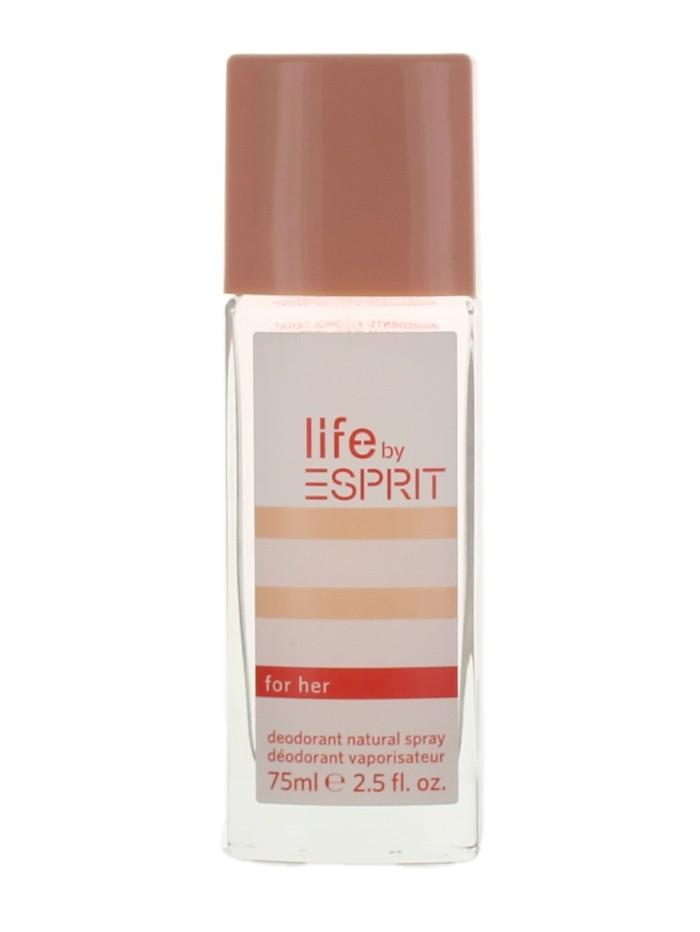Esprit Spray natural femei 75 ml Life imagine