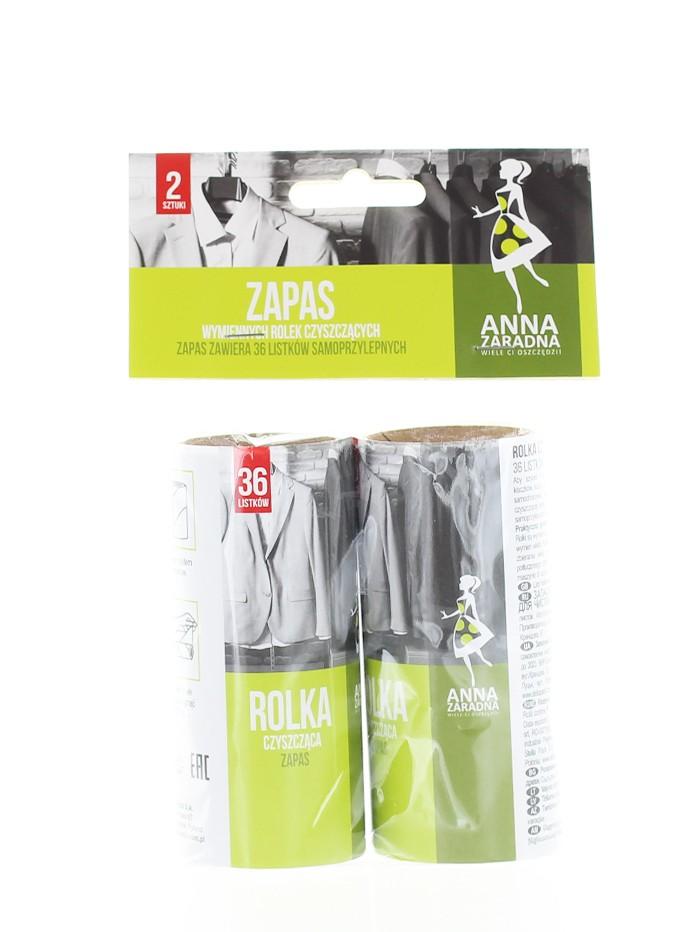 Anna rezerva rola pentru curatat haine 2buc imagine produs