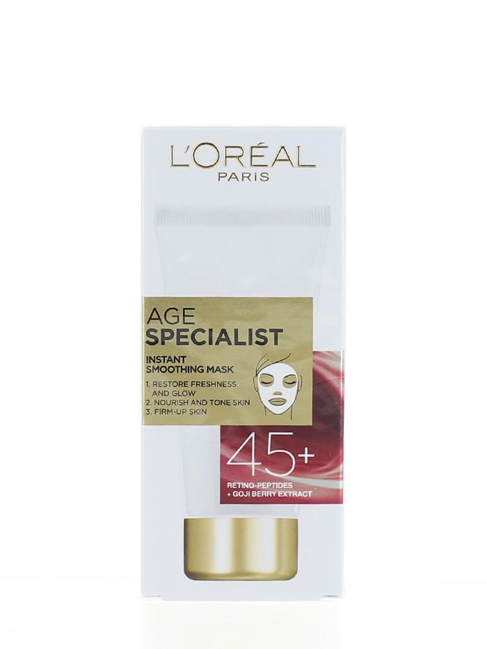 L'oreal Masca antirid pentru fata 50 ml Age Specialist 45+ imagine produs