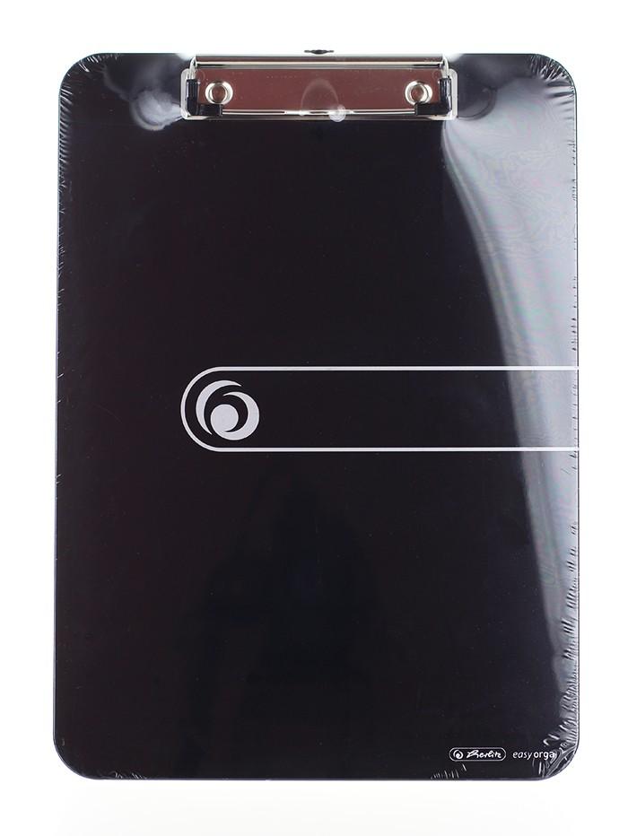 Herlitz Clipboard A4 1 buc Negru EOTG Simplu imagine produs