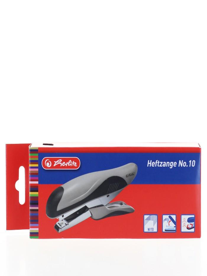 Herlitz Capsator NR.10 1 buc Negru/Gri imagine produs