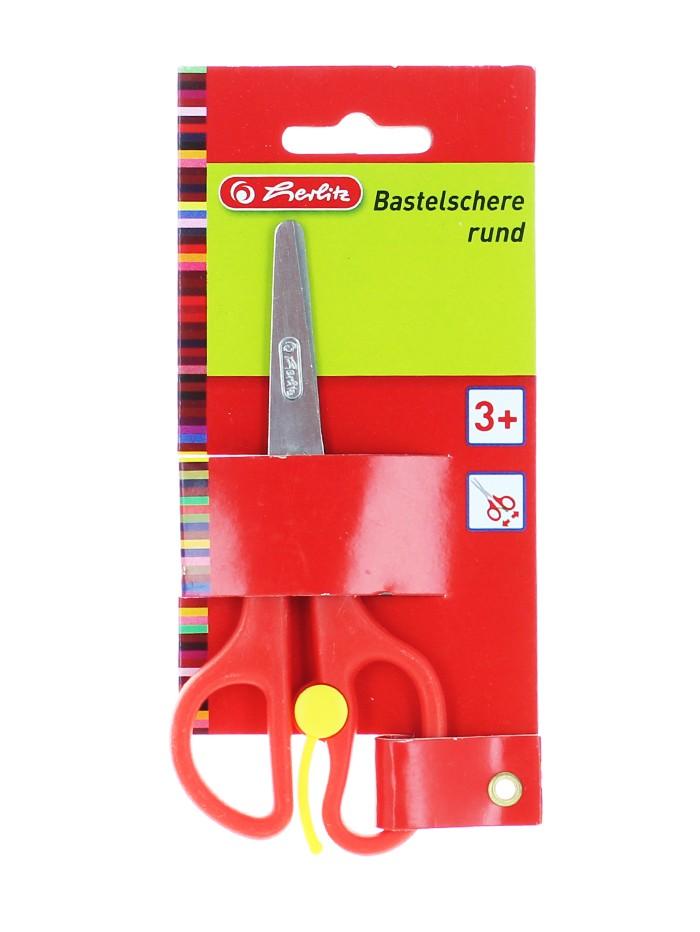 Herlitz Foarfeca Mijlocie Cu Maner De Plastic 13 cm imagine produs
