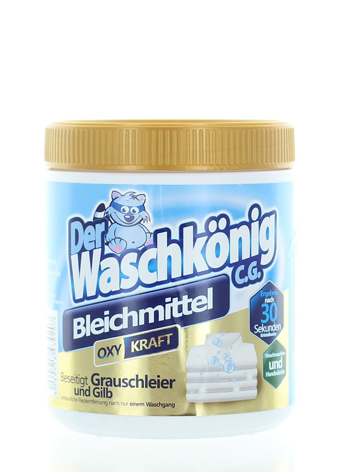 Der Waschkonig Pudra indepartare pete 750 g Oxi Kraft(rufe albe) imagine produs