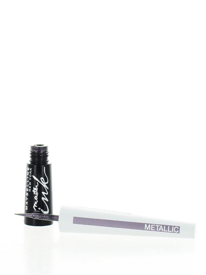 Maybelline Tus Pleoape Master Ink 31 Silver Violet imagine produs