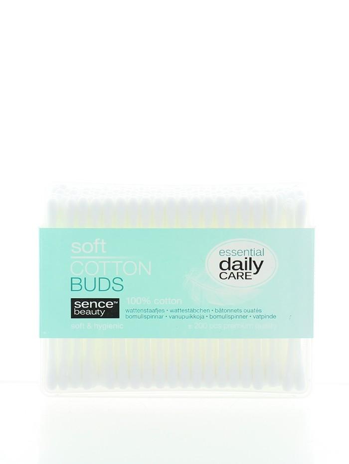 Sence Beauty Betisoare igienice 200 buc Soft imagine produs