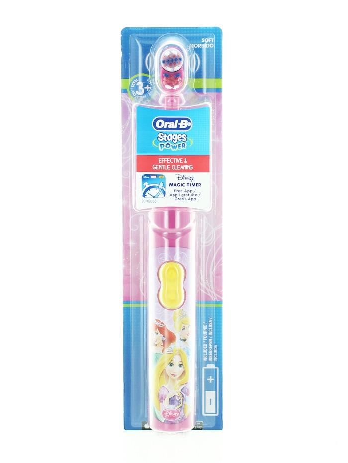 Oral-B Periuta de dinti electrica pentru copii Disney Princess 3+Ani imagine produs