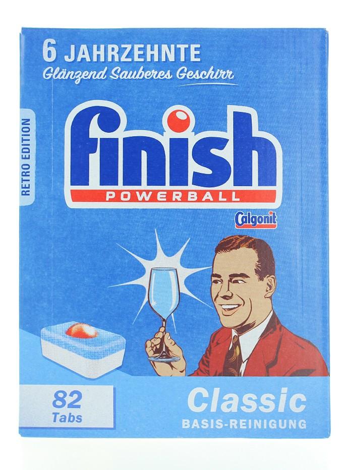 Finish Tablete pentru masina de spalat vase 82 buc Classic imagine produs