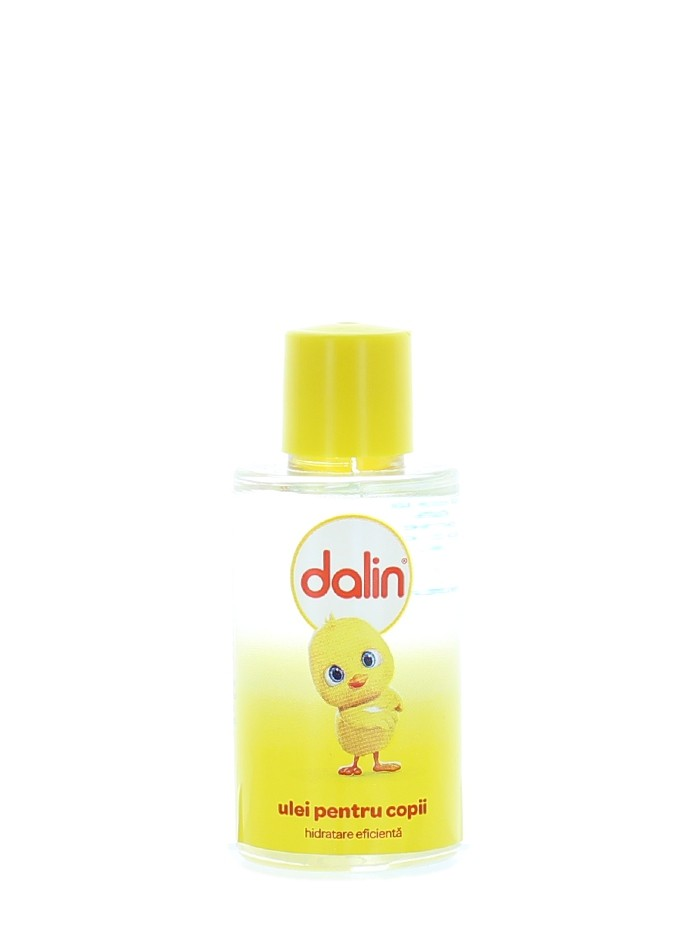Dalin Ulei bebe 50 ml Original imagine