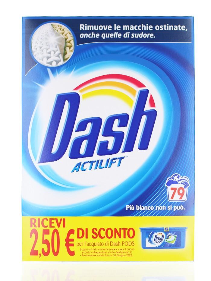 Dash Detergent automat 5.135 kg 79 spalari Actilift imagine produs