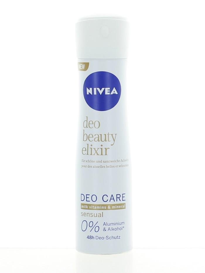 Nivea Spray deodorant femei 150 ml Beauty Elixir imagine produs