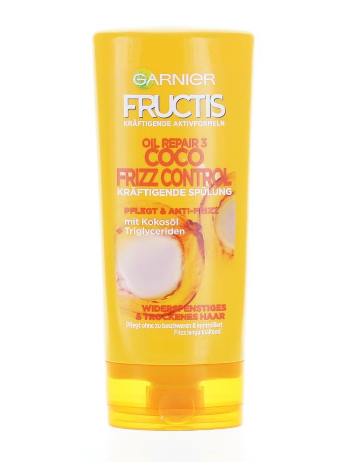 Fructis Balsam de par 200 ml Coco Frizz Control imagine produs