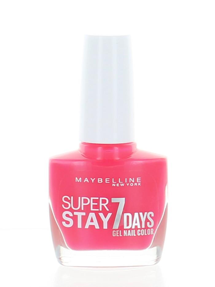 Maybelline Lac de unghii 10 ml Super Stay nr.920 Acid Grapefruit imagine produs