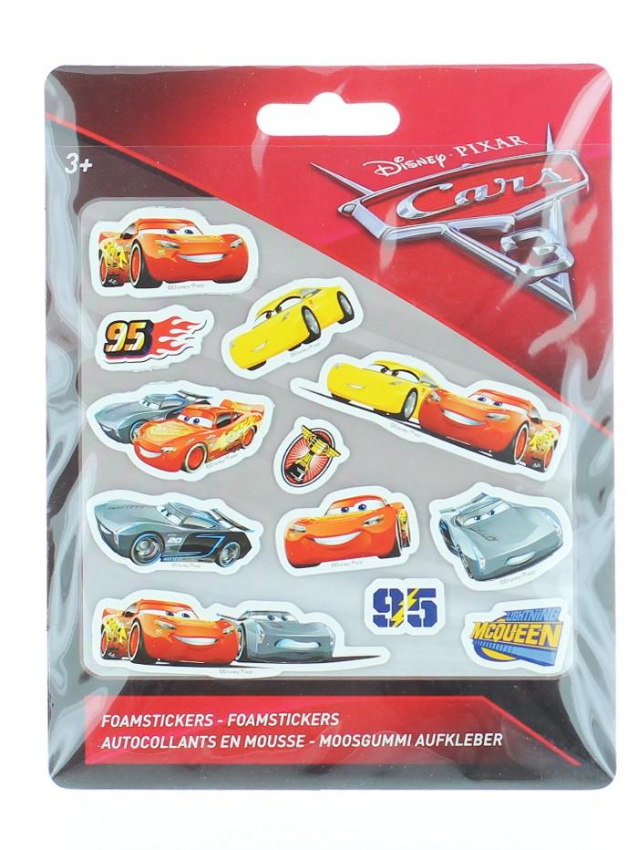 Disney Stickere autocolante din spuma Cars imagine produs