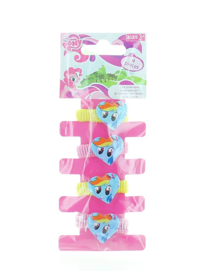 My Little Pony Elastic par 4 buc imagine produs