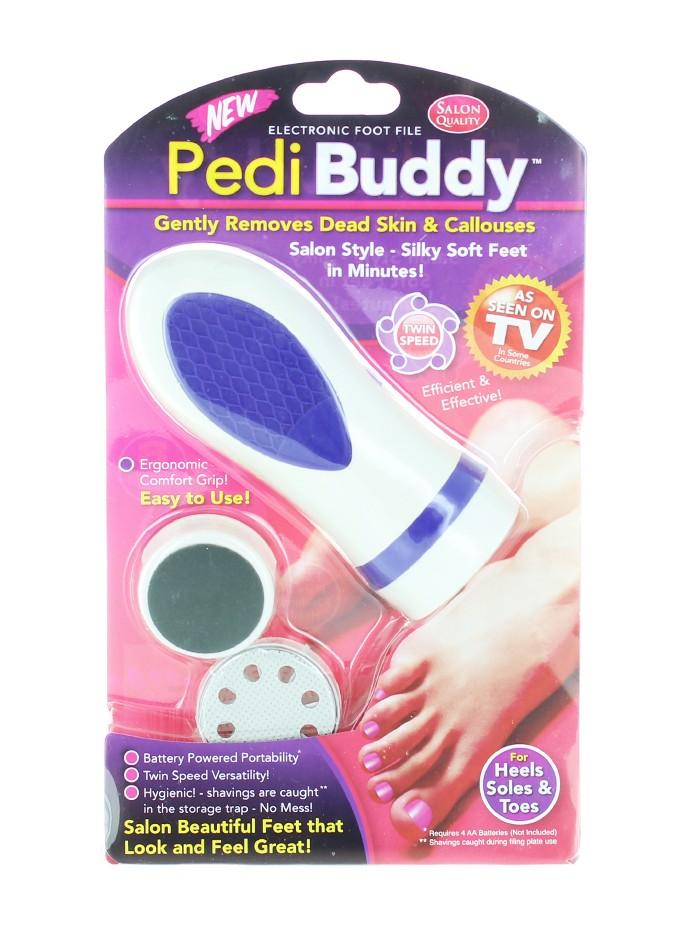 Pedi Buddy Aparat electric curatat calcai 12 piese imagine produs
