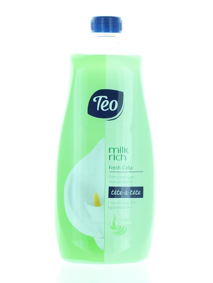 Teo Sapun lichid rezerva 800 ml Fresh Calla imagine produs