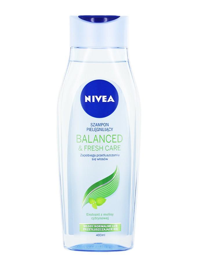 Nivea Sampon femei 400 ml Balanced & Fresh Care imagine produs