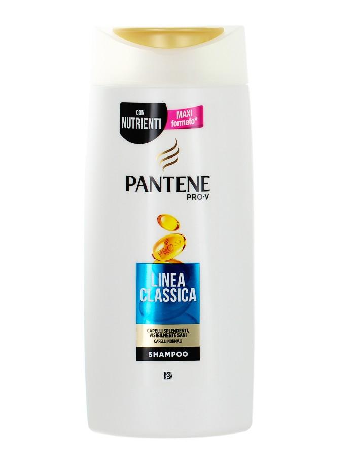 Pantene Sampon 675 ml Clean & Classic (Linea Classica) imagine produs