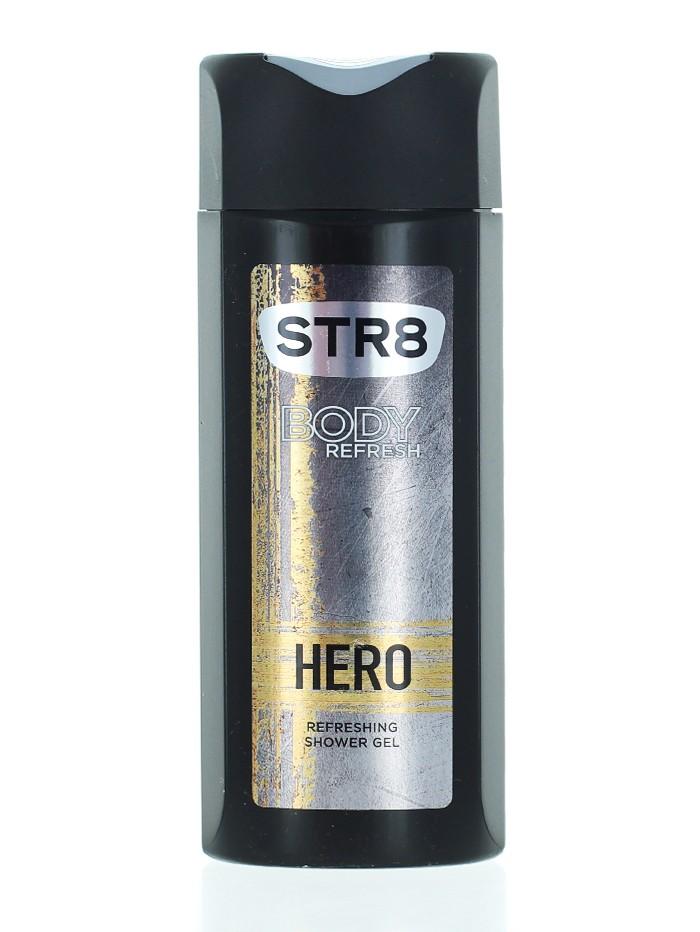 STR8 Gel de dus 400 ml Hero (design vechi) imagine produs