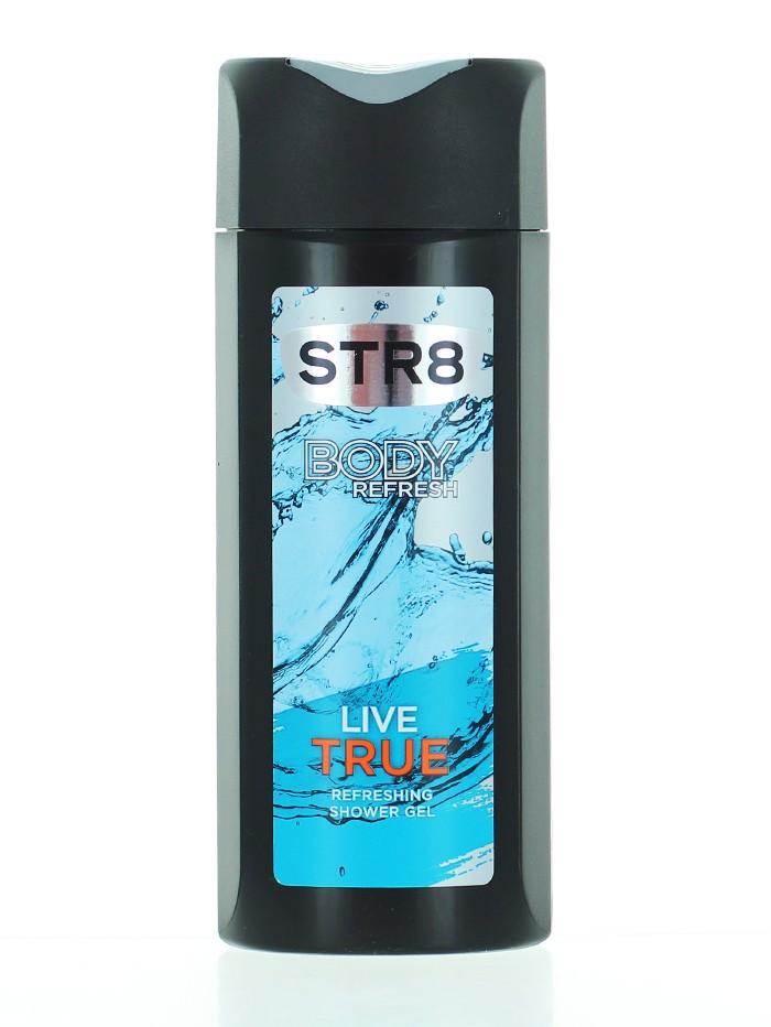 STR8 Gel de dus 400 ml Live True (design vechi) imagine produs