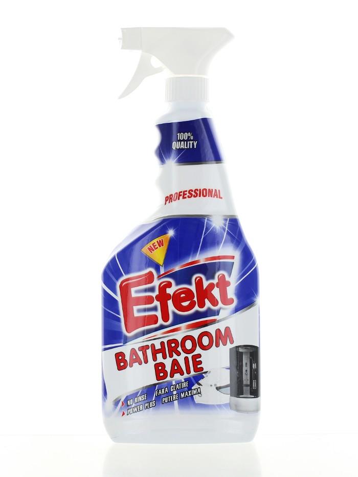 Efekt Solutie curatat baie cu pompa 750 ml imagine produs
