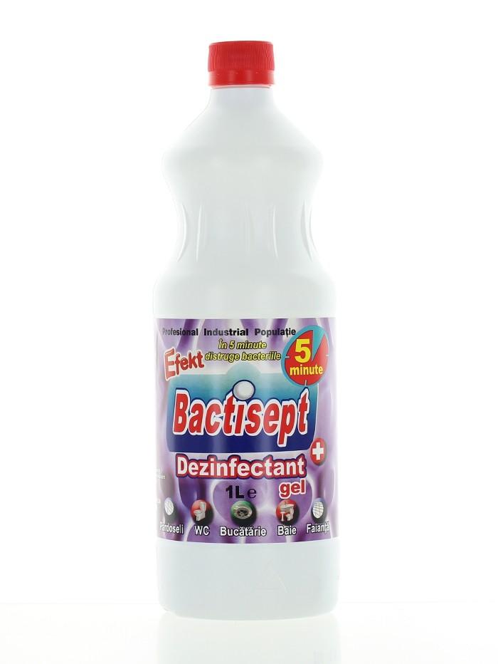 Efekt Bactisept Gel Dezinfectant 1 L Mov imagine produs