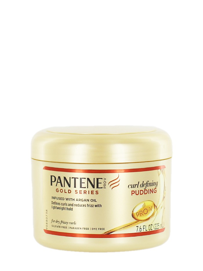 Pantene Crema de par 225 ml Gold Series Curl Defining Pudding imagine produs