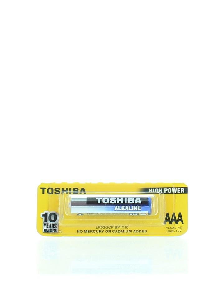 Toshiba Baterii R3 1 buc Alkaline High Power imagine produs