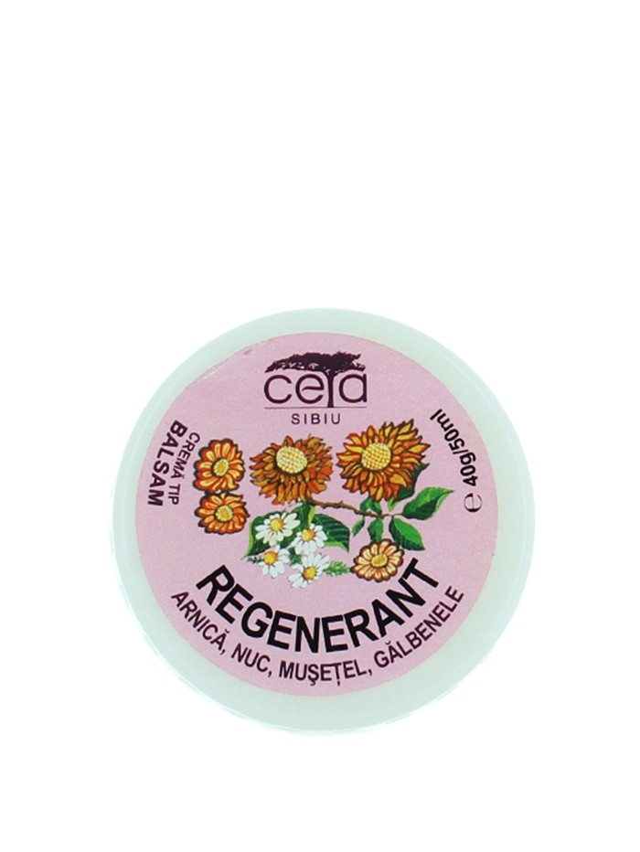 Ceta Unguent Regenerant 40 g Arnica,Nuc,Musetel,Galbenele imagine produs