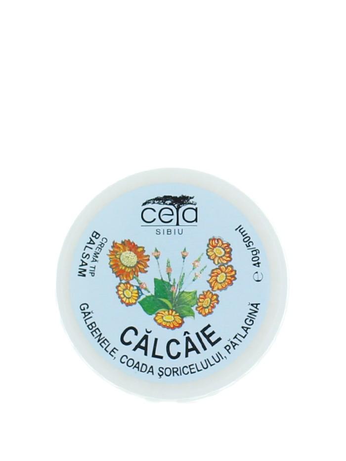 Ceta Unguent Calcaie 40 g Galbenele,Coada Soricelului,Patlagina imagine produs