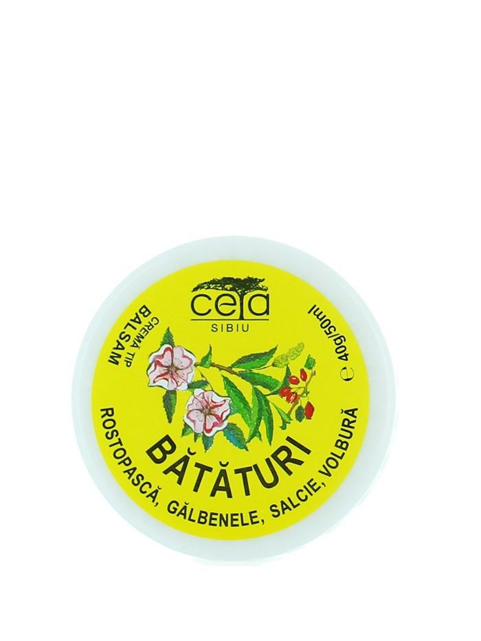 Ceta Unguent Bataturi 40 g Rostopasca,Galbenele,Salcie,Volbura imagine produs