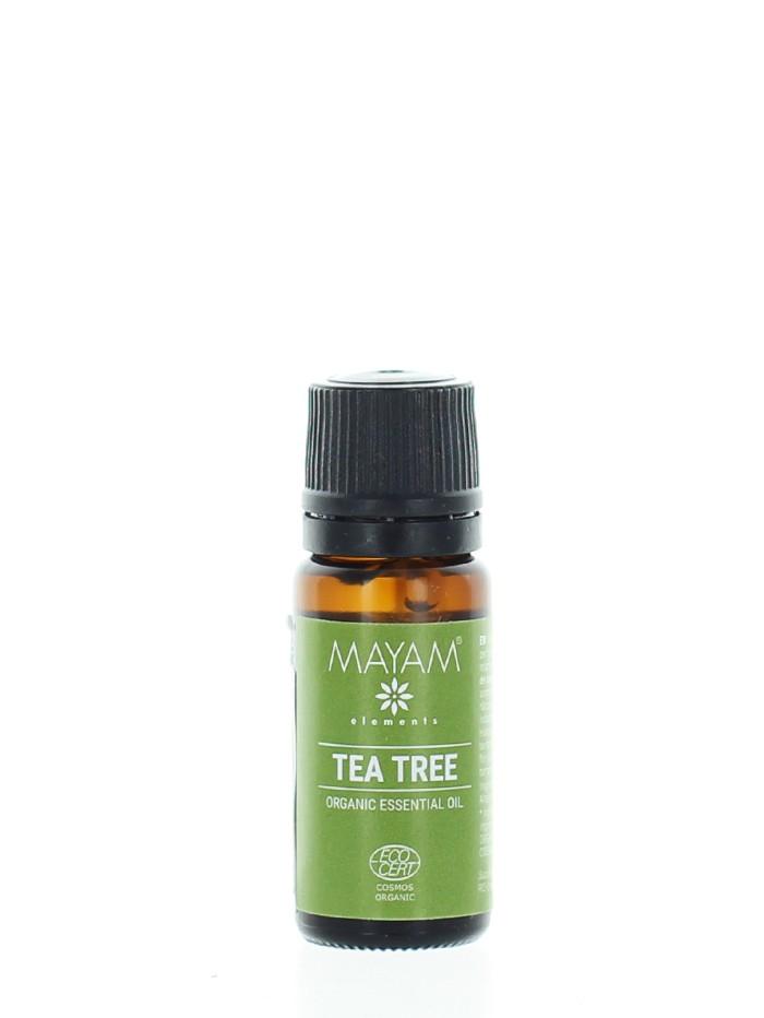 MAYAM Ulei esential de Tea Tree (Arbore de ceai) 10 ml Organic imagine