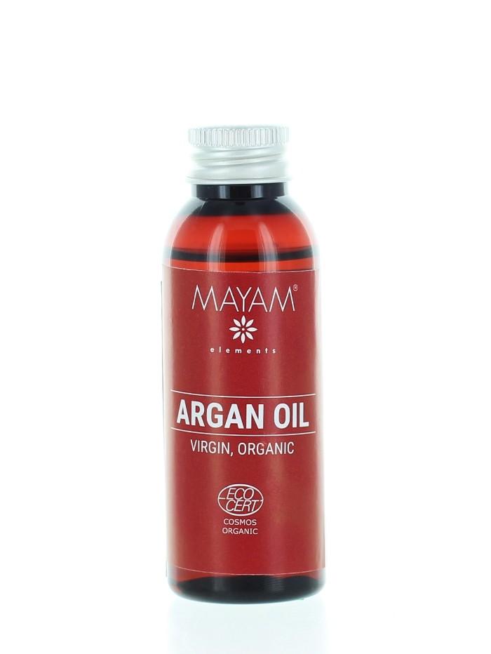 MAYAM Ulei de Argan 50 ml Virgin,Organic imagine produs
