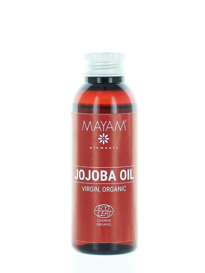 MAYAM Ulei de Jojoba 50 ml Virgin,Organic imagine produs