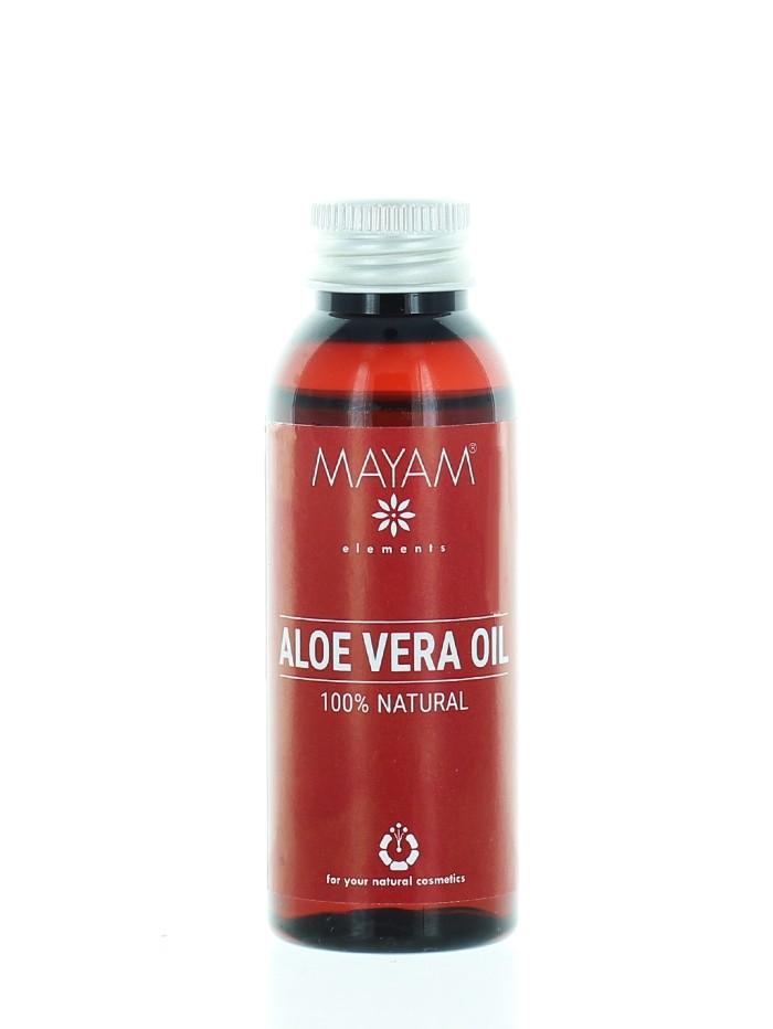 MAYAM Ulei de Aloe Vera 50 ml 100% Natural imagine produs