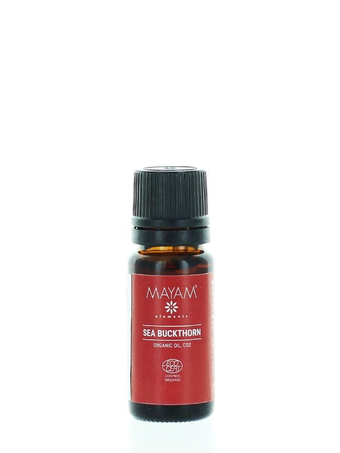MAYAM Ulei de Catina din seminte (Sea Buckthorn)10 ml Organic Oil,CO2 imagine produs