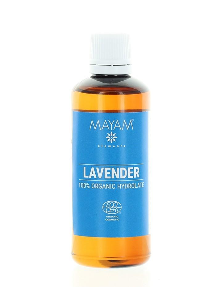 MAYAM Apa de Lavanda 100 ml 100% Organic Hydrolate imagine produs